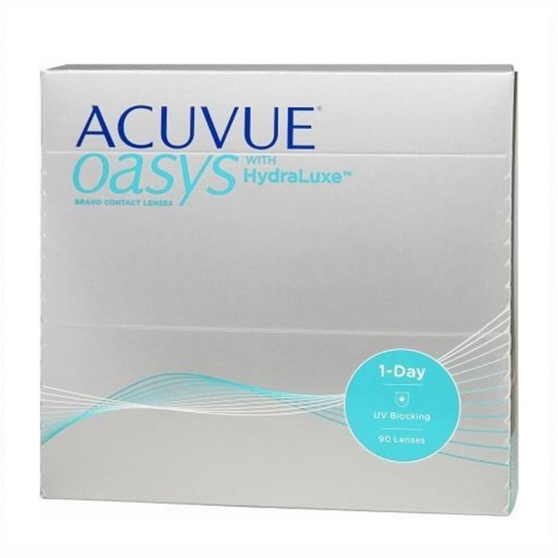 Acuvue Oasys 1-Day (90er-Packung) (0,73 € pro 1 Linse)