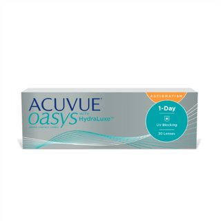 Acuvue Oasys 1-Day for Astigmatism (30er-Packung)
