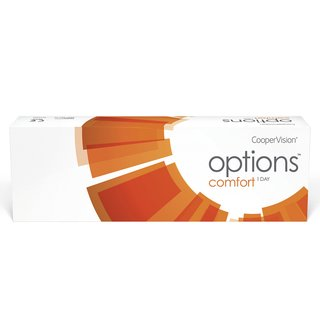 Options Comfort 1 Day (30er-Packung)