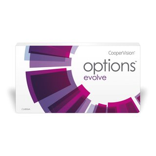 Options Evolve+ (6er-Packung)