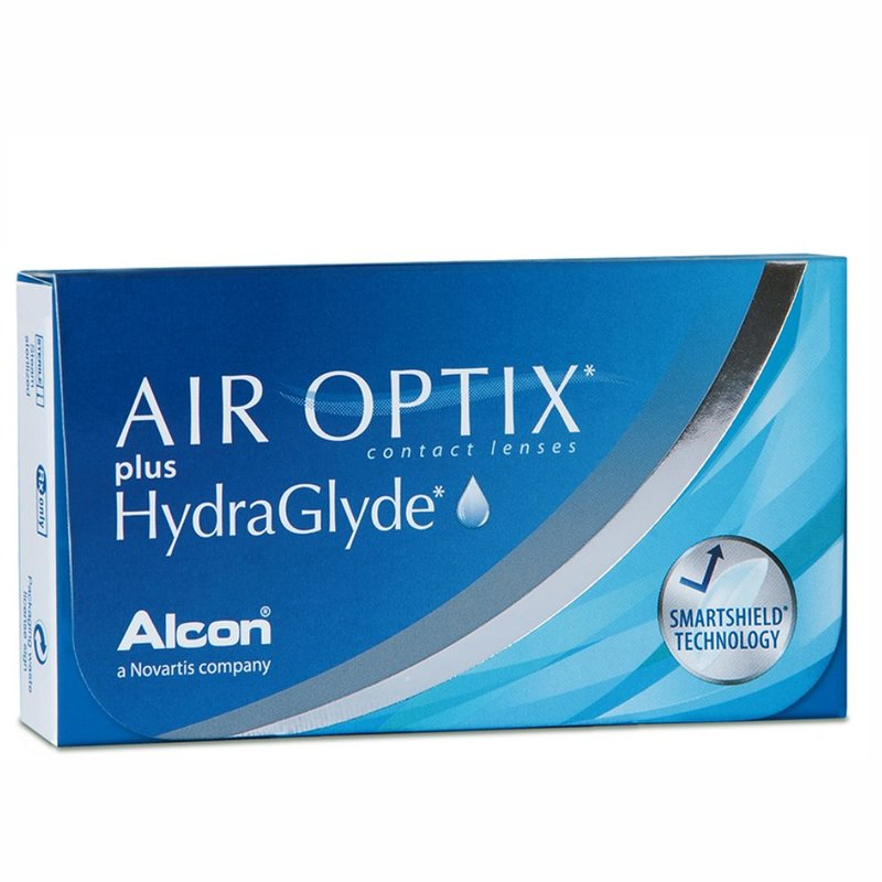 Air Optix plus HydraGlyde (6er-Packung)