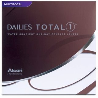 Dailies Total1 Multifocal (90er-Packung)