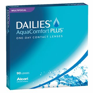 Dailies AquaComfort plus Multifocal (90er-Packung)