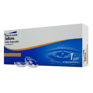 Soflens Daily Disposable Toric (30er-Packung)