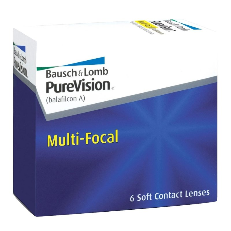 Pure Vision Multifocal (6er-Packung)