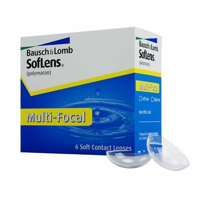 Soflens Multifocal (6er-Packung)