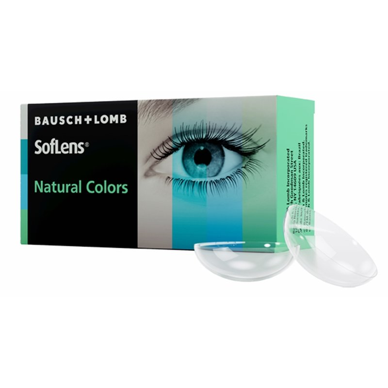 Soflens Natural Colors (2er-Packung)