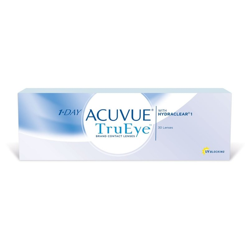 1 Day Acuvue TruEye (30er-Packung) (0,98 € pro 1 Linse)