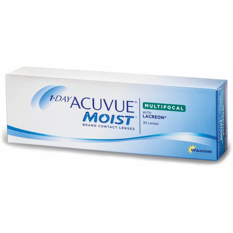 1 Day Acuvue Moist Multifocal (30er-Packung) (0,95 € pro 1 Linse)