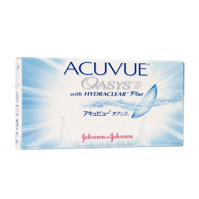 Acuvue Oasys (6er-Packung) (4,14 € pro 1 Linse)