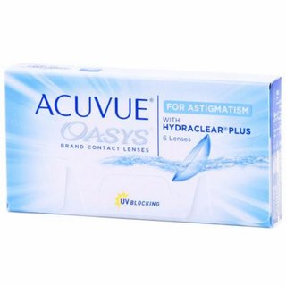 Acuvue Oasys for Astigmatism (6er-Packung)