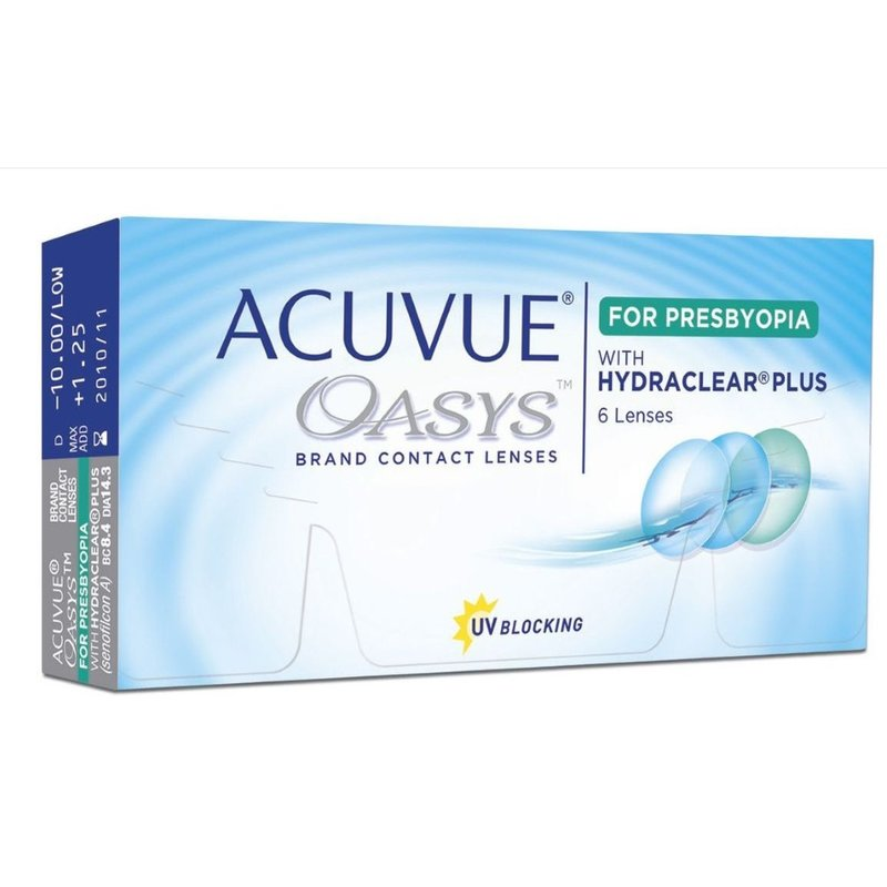 Acuvue Oasys for Presbyopia (6er-Packung)