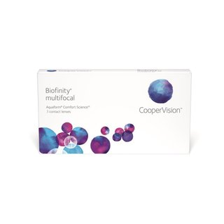 Biofinity Multifocal (3er-Packung)