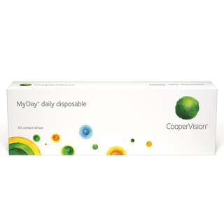 MyDay daily disposable (30er-Packung)